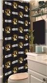 Northwest NCAA Missouri Shower Curtain