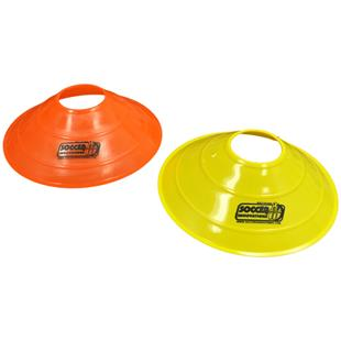 "Soccer Innovations 8"" Disc Saucer Cone Sets"