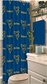 Northwest NCAA West Virginia Shower Curtain