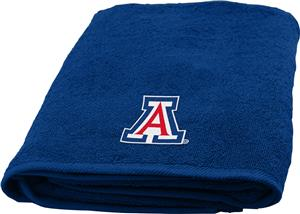 Northwest NCAA Arizona Appliqué Bath Towel