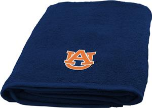 Northwest NCAA Auburn Appliqué Bath Towel