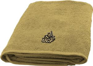 Northwest NCAA Central Florida Appliqué Bath Towel