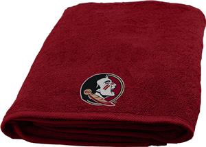 Northwest NCAA Florida State Appliqué Bath Towel