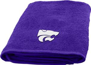Northwest NCAA Kansas State Appliqué Bath Towel