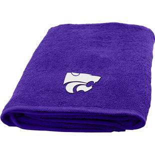 Northwest NCAA Kansas State Appliqué Bath Towel