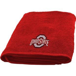 Northwest NCAA Ohio State Appliqué Bath Towel