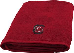Northwest NCAA South Carolina Appliqué Bath Towel