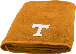 Northwest NCAA Tennessee Appliqué Bath Towel