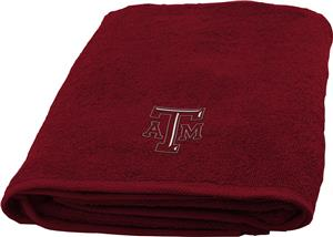 Northwest NCAA Texas A&M Appliqué Bath Towel