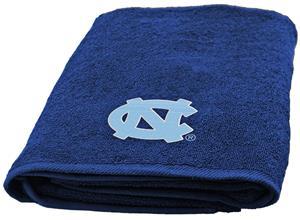 Northwest NCAA UNC Appliqué Bath Towel