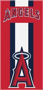 Northwest MLB Angels Zone Read Beach Towel