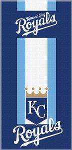 Northwest MLB Royals Zone Read Beach Towel