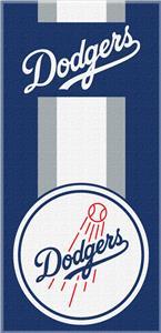 Northwest MLB Dodgers Zone Read Beach Towel
