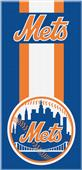 Northwest MLB Mets Zone Read Beach Towel