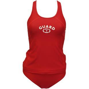 Adoretex Women Lifeguard Tankini Swimwear