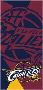Northwest NBA Cavaliers Puzzle Beach Towel