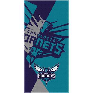 Northwest NBA Hornets Puzzle Beach Towel