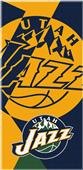 Northwest NBA Jazz Puzzle Beach Towel