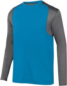 Augusta Sportswear Men Astonish Long Sleeve Jersey
