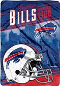 Northwest NFL Bills Stagger Oversized Throw