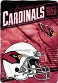 Northwest NFL Cardinals Stagger Oversized Throw
