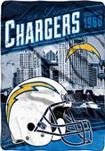 Northwest NFL Chargers Stagger Oversized Throw