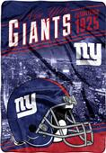 Northwest NFL NY Giants Stagger Oversized Throw