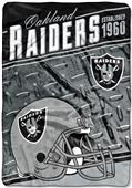 Northwest NFL Raiders Stagger Oversized Throw