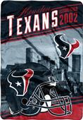 Northwest NFL Texans Stagger Oversized Throw