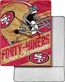 Northwest NFL 49ers Foot Pocket Throw
