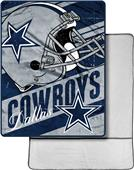 Northwest NFL Cowboys Foot Pocket Throw