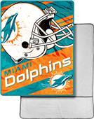 Northwest NFL Dolphins Foot Pocket Throw