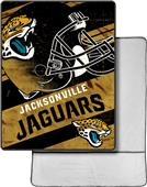 Northwest NFL Jaguars Foot Pocket Throw