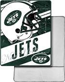Northwest NFL Jets Foot Pocket Throw