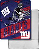 Northwest NFL NY Giants Foot Pocket Throw