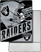 Northwest NFL Raiders Foot Pocket Throw