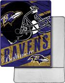 Northwest NFL Ravens Foot Pocket Throw