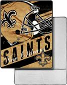Northwest NFL Saints Foot Pocket Throw
