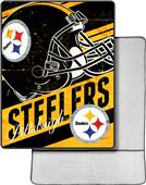 Northwest NFL Steelers Foot Pocket Throw