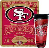 Northwest NFL 49ers Mug N' Snug Set