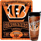 Northwest NFL Bengals Mug N' Snug Set