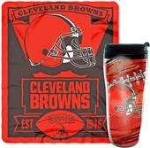Northwest NFL Browns Mug N' Snug Set