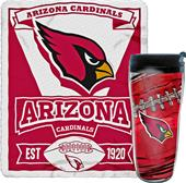 Northwest NFL Cardinals Mug N' Snug Set