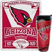 Northwest NFL Cardinals Mug N' Snug Set
