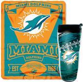Northwest NFL Dolphins Mug N' Snug Set