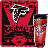 Northwest NFL Falcons Mug N' Snug Set