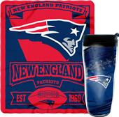 Northwest NFL Patriots Mug N' Snug Set