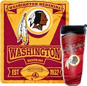 Northwest NFL Redskins Mug N' Snug Set