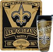 Northwest NFL Saints Mug N' Snug Set