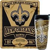 Northwest NFL Saints Mug N' Snug Set